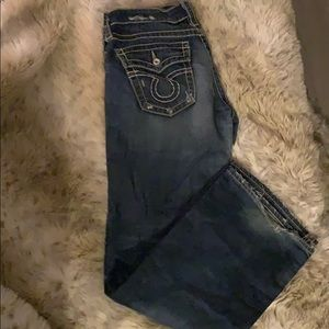 Big Star Jeans -Buckle